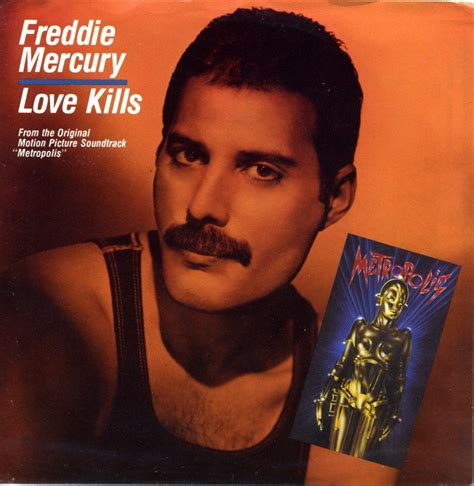 images of love kills freddie mercury solo projects 1984 queenvinyls com