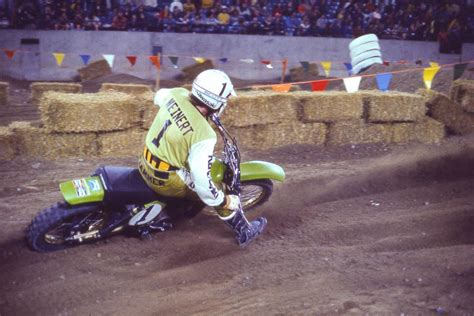 who won the motocross race last night 40 years of supercross 1977 racer x online
