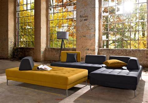 ideen fürs schlafzimmer senfgelb und blau stilvolle wohnlandschaft in senfgelb und blau ideen rund