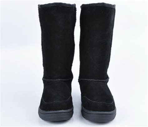 cheap black ugg boots size 7