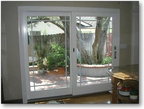 Gliding Patio Door Gliding Patio Doors Traditional