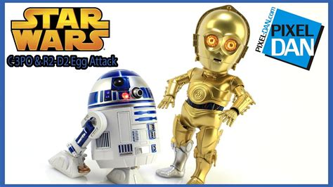 Fig 2184 Vi Egg Attack wars egg attack c po r2 d2 combo set fig