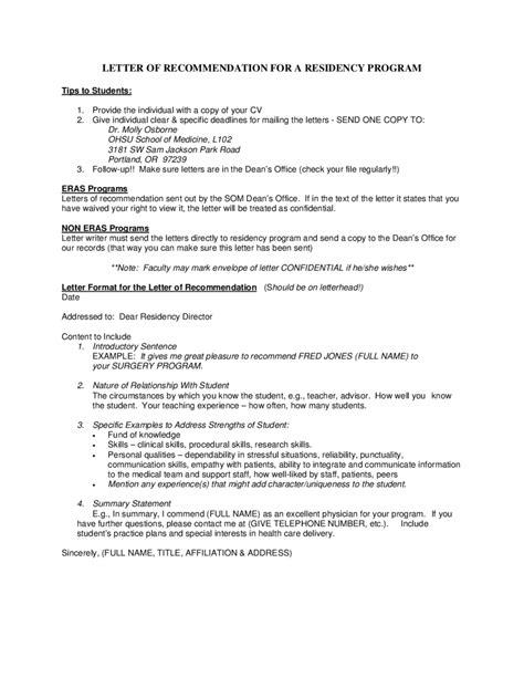 Resume For Residency Application by Cv Template For Residency Application Images Certificate