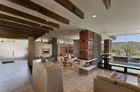home decor az desert house in arizona has roomy interiors and stunning outside decor advisor