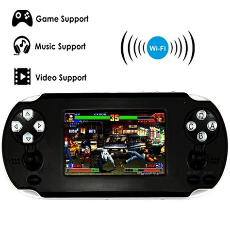 console for android new 3 5 inch touch screen handheld console android wi