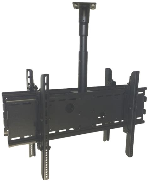 Ceiling Mount For 32 Inch Tv by Back To Back Ceiling Mount For 32 To 70 Inch Rotate