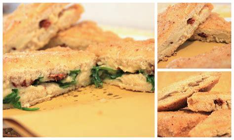 mozzarella in carrozza vegan mozzarella in carrozza vegan besciamella in carrozza