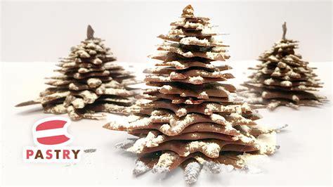 how to make decoration how to make a chocolate tree chocolate