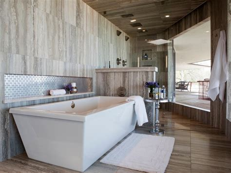 Modern Contemporary Bathroom by Contemporary Bathrooms Pictures Ideas Tips From Hgtv