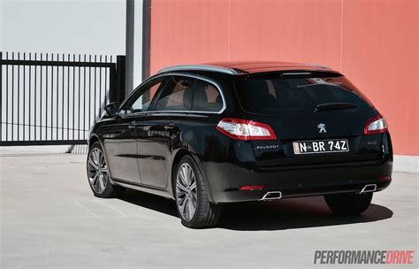 buy a peugeot should you buy a 2015 peugeot 508 gt touring video