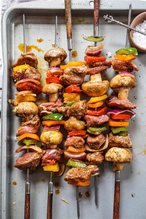 lamb shish kebab recipe marinated lamb kebabs lamb shish kebab recipe marinade