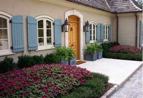 house and shutter color combinations french country exterior paint colors joy studio design