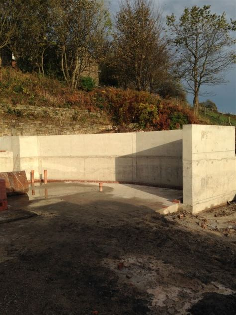 basement waterproofing and water resistant concrete