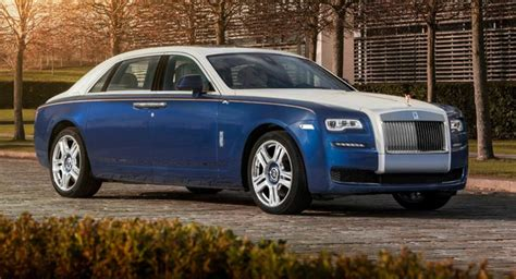 2017 rolls royce ghost redesign specs and price 2017