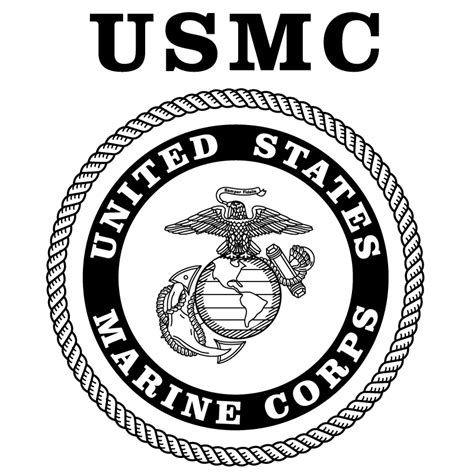 emblem black and white marine logo black and white imgkid com the image