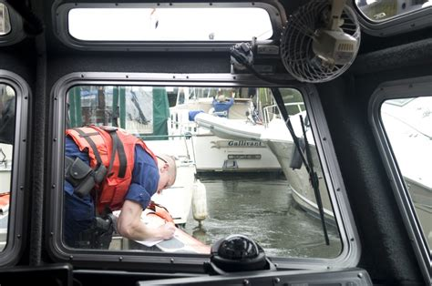 Coast Guard Background Check Dvids Images Coast Guard Station Seattle Conducts Safety Checks Image 6 Of 7
