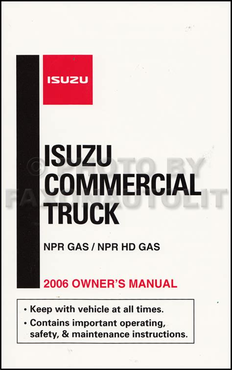 car engine manuals 2006 isuzu i series parental controls 28 2006 isuzu npr repair manual 68276 isuzu nhr nkr npr nqr nps sevice manuals auto w4500