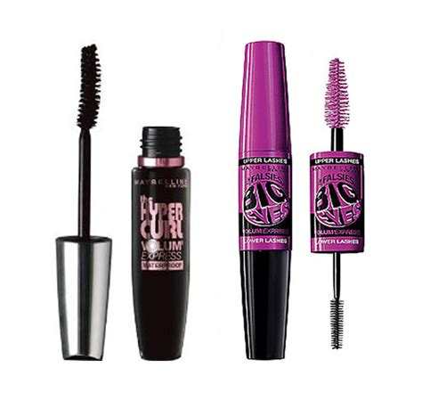 Mascara Maybelline best maybelline mascara reviews comparison bows makeup