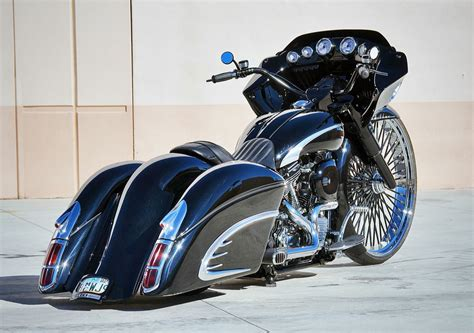 Cadillac Bike by Cadillac Bike By Azzkikr Customs Custom Baggers