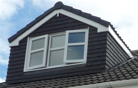 Dormer Roof a wide single pitched roof dormer with pane windows for the home pitch