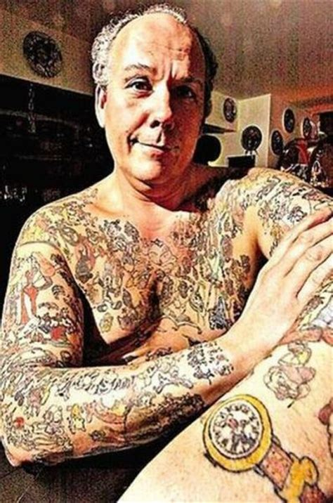 tattooed granny and grandpas with tattoos 20 pics izismile