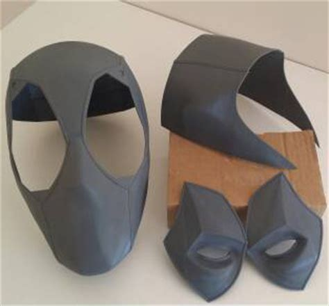 deadpool mask template 3d printable model deadpool mask faceshell with 6
