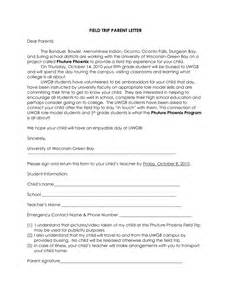 Parents Consent Letter For Field Trip Sle Letter For School Field Trip School Trip Essay Sunci Myfreeip Mefield Form