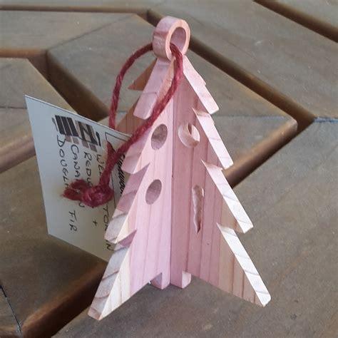 Putting It Together Au Naturel by Wooden Slot Together Ornaments Au Naturel