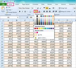 excel every other row color excel vba conditional formatting alternate rows how to