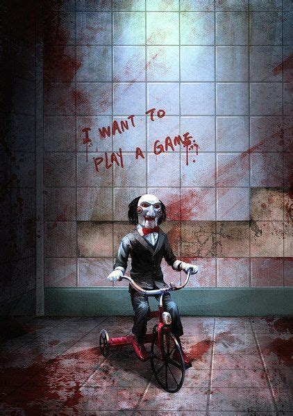 film the jigsaw saw 2004 quotes from legendary horror films