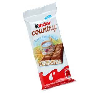 kinder country 25g food deals