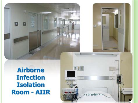 aiir room การเตร ยมความพร อมของโรงพยาบาล ppt ดาวน โหลด
