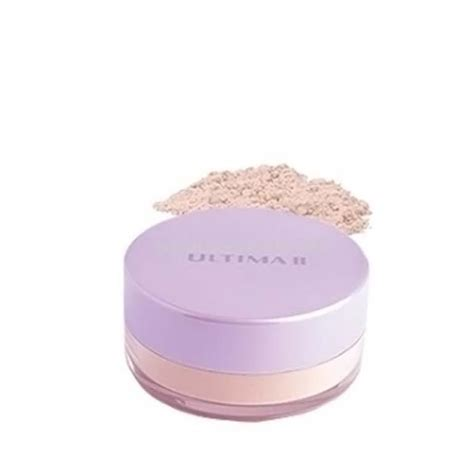 Pelembab Ultima ultima ii moist translucent powder with