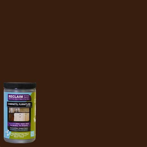 home depot paint quart price upc 813940010462 reclaim beyond paint 1 qt mocha all in