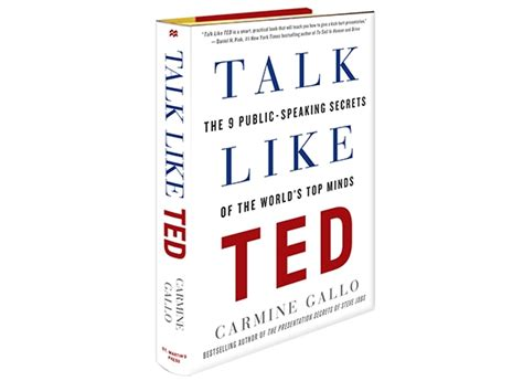 libro talk like ted the reading list talk like ted success