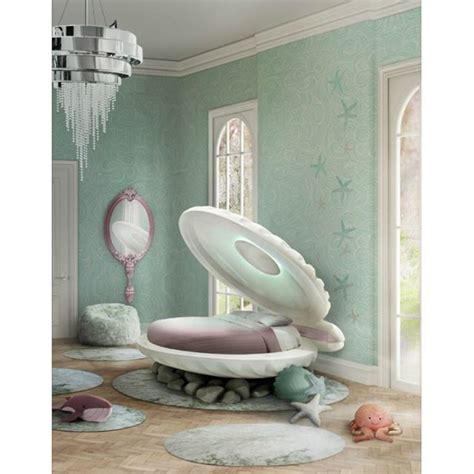 mermaid inspired bedroom mermaid inspired bedroom every little girl will want to have