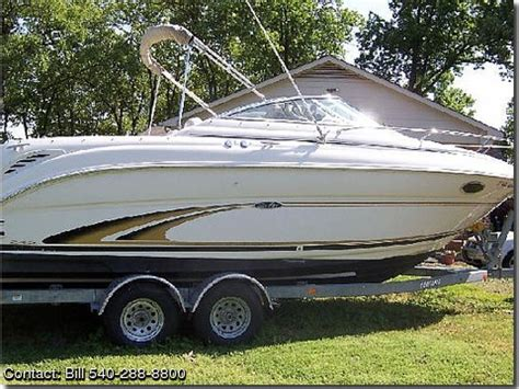 sea ray boats owner 2001 sea ray 245 weekender by owner boat sales