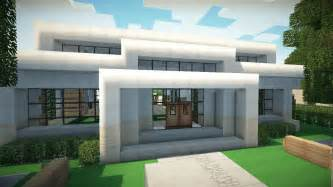 Modern Houses Minecraft Minecraft Small Modern House