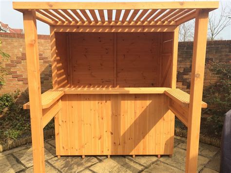 the mini sports bar garden bar garden shed ebay