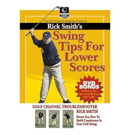tips for swinging rick smith s swing tips by booklegger golf store