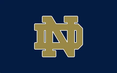 notre dame colors who doesn t see this every day mgeben23