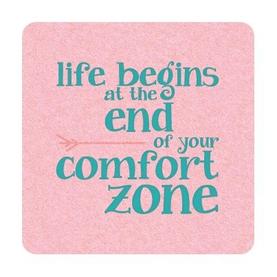 Step Out Of Your Comfort Zone by Step Out Of Your Comfort Zone Yourself