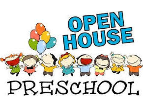 themes for open house events preschool ministry open house silverdale baptist church