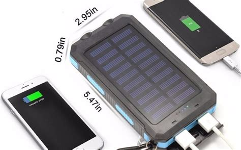 solar charger for android best portable solar battery chargers android authority