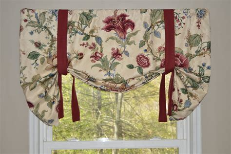 Waverly Valances Window Treatments window treatment waverly valance floral window valance swag