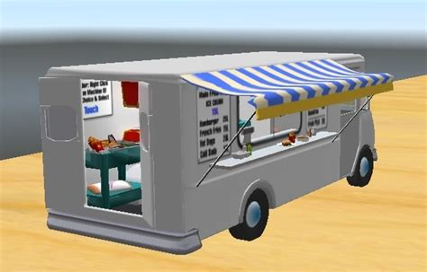 mobile food truck business plan sle
