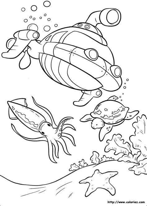 bunnytown coloring page 30 dessins de coloriage sous marin 224 imprimer