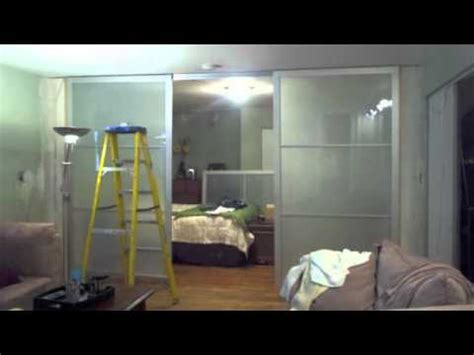 making one bedroom into two upkeepers interior remodel turn one room into two in 1
