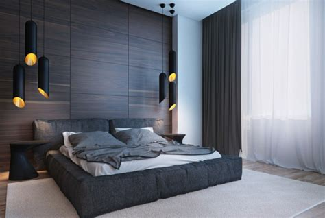 Accent Wall Ideas For Bedroom by 63 Wall Panels Wood The Room Very Individual Appearance