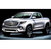 Mercedes Benz Announces New Midsize Pickup Truck  AutoTribute